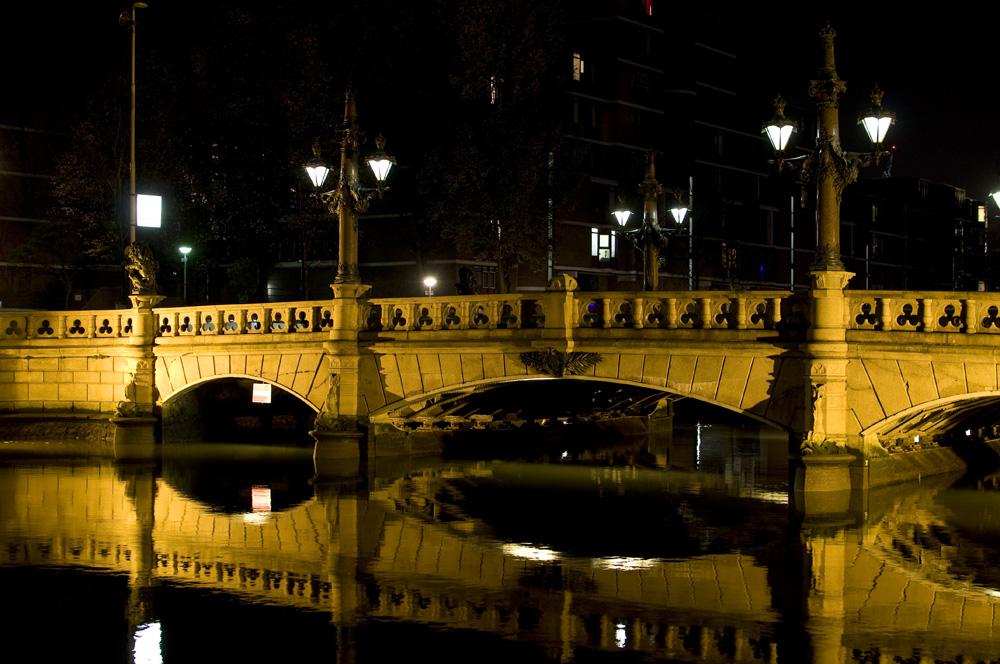 Regentessebrug. (Foto: Arthur van Beveren)
